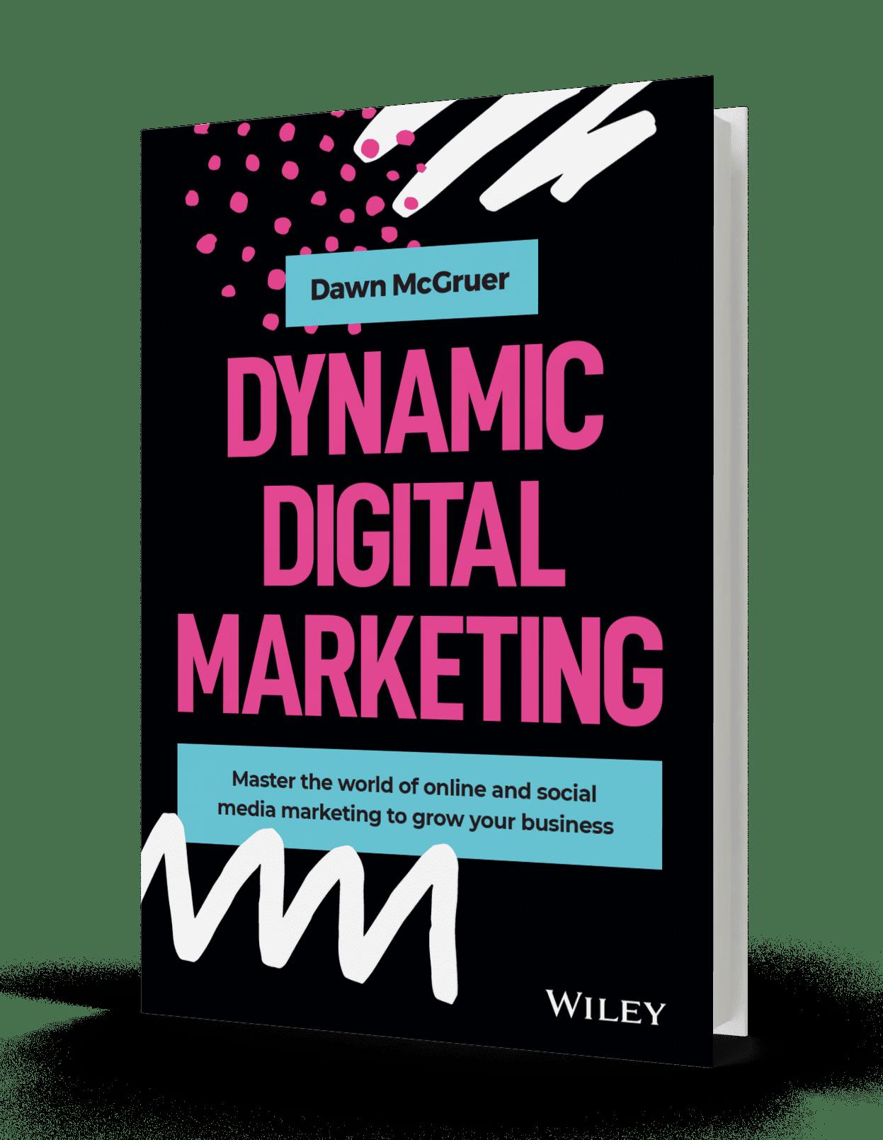 Dynamic Digital Marketing Book (upright)